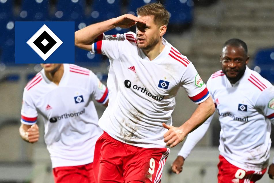HSV hat sein Ziel fest im Blick! Simon Terodde als Garant für den Aufstieg?