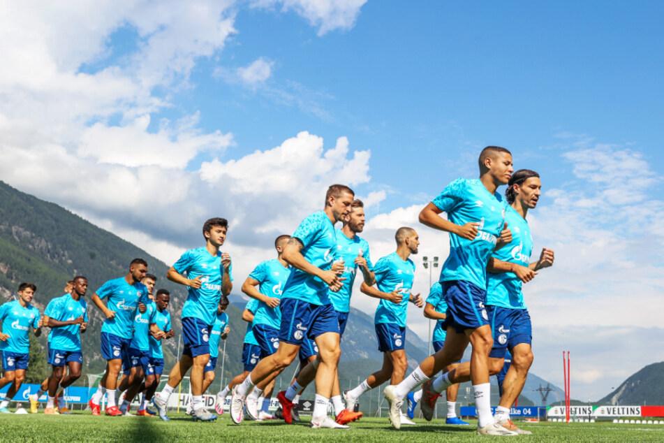 Der FC Schalke 04 spielte eine durchwachsene Vorbereitung.