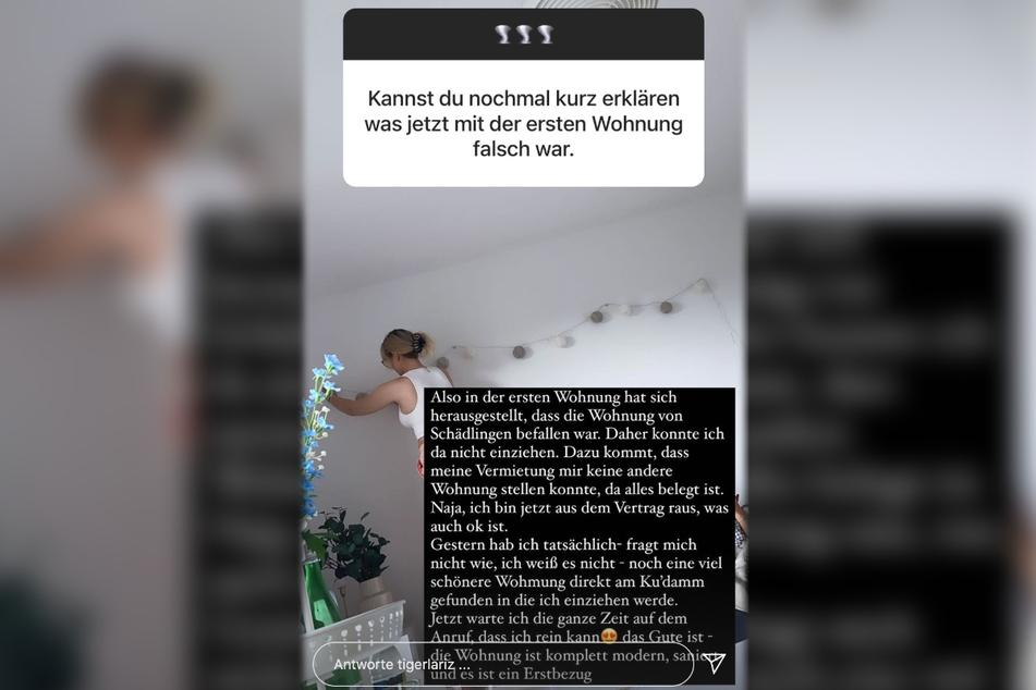 Bei ihrem Umzug von Mörfelden-Walldorf nach Berlin erlebte Larissa Neumann (21) eine ganze Reihe äußerst unschöner Überraschungen.