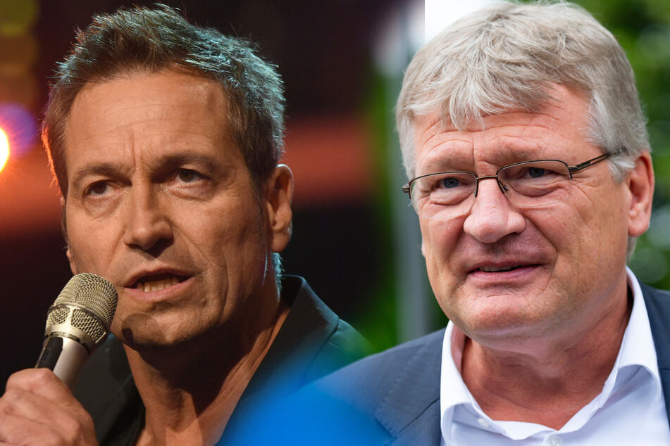 Zu kritisch für Greta-Fans? AfD-Meuthen springt Dieter Nuhr nach Shitstorm und Löschung bei!