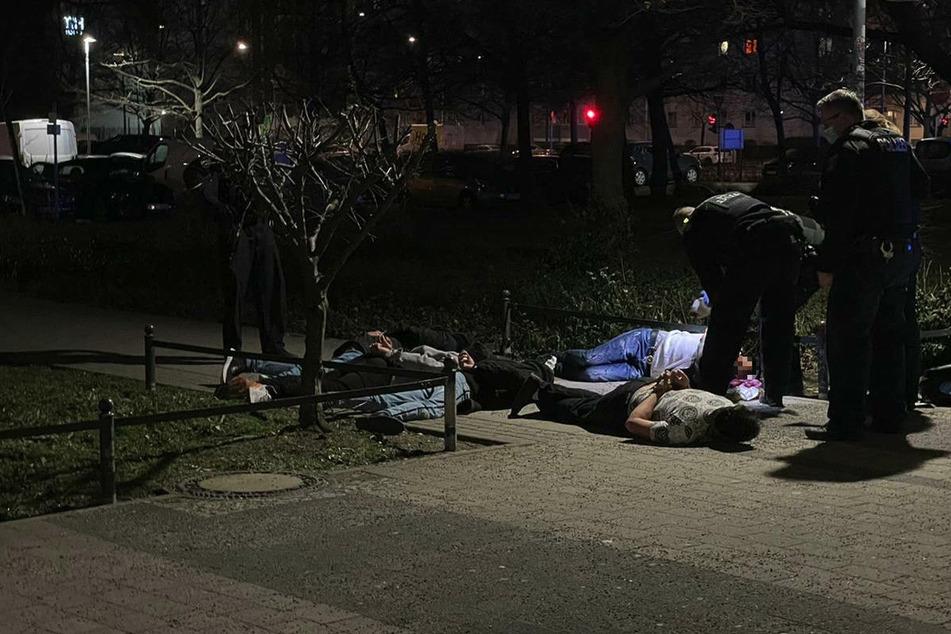 Berlin: Streit in Berlin-Lichtenberg endet nach Messerstecherei blutig