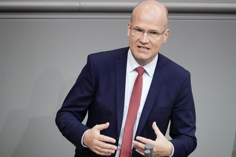 Ralph Brinkhaus (CDU), Vorsitzender der CDU/CSU-Bundestagsfraktion.