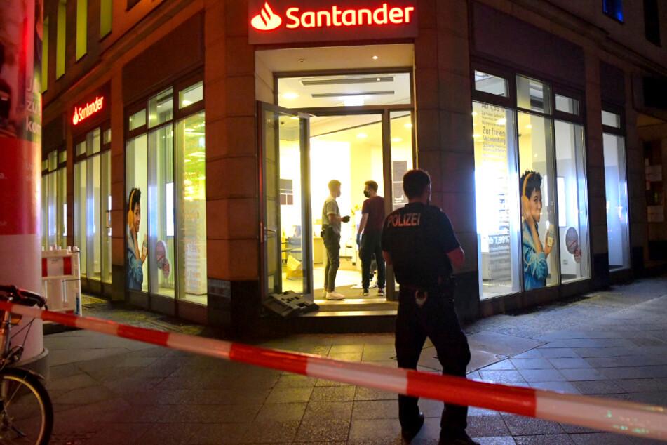 Banküberfall in Berlin: Täter auf Flucht gefasst!