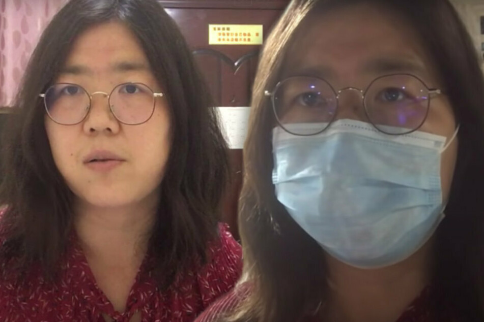 China jails citizen journalist who covered Wuhan outbreak