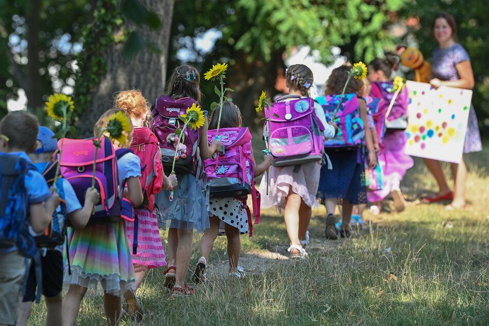 Für die Einschulungsfeiern in den Grundschulen gibt es klare Hygiene-Richtlinien.