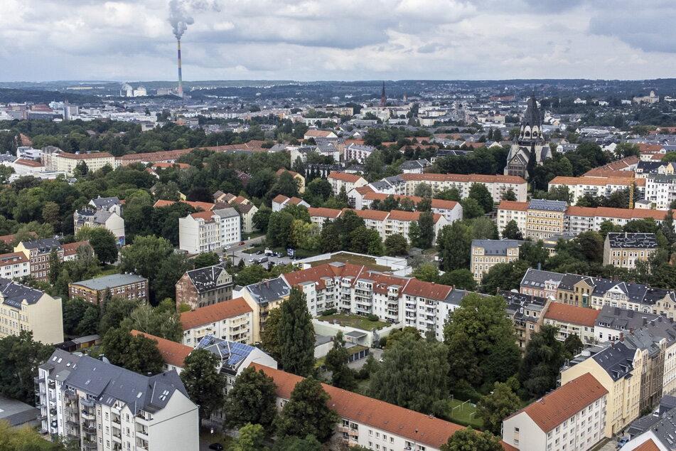 Im Stadtteil Bernsdorf trifft eine hohe Single-Quote (Anteil von Ein-Personen-Haushalten: 57 Prozent) auf eine junge Altersstruktur: Jeder Dritte ist hier zwischen 18 und 29.