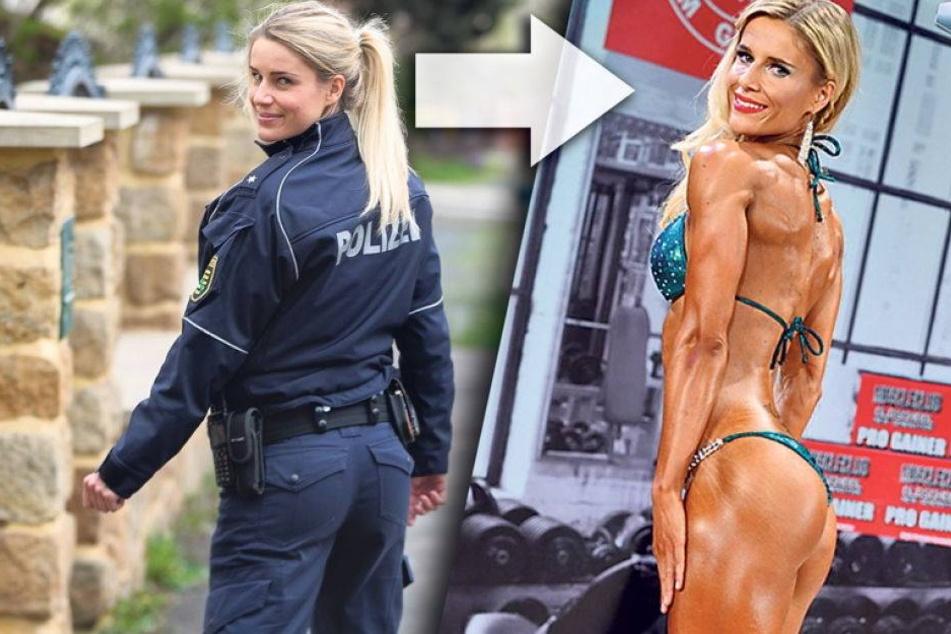 Heiße Polizistinnen