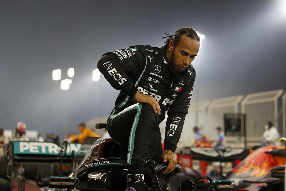 Lewis Hamilton hat Corona: Was das für das nächste Formel-1-Rennen bedeutet