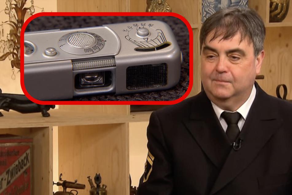 """Bares für Rares: """"Bares für Rares"""": Wurde mit dieser Kamera wirklich spioniert?"""