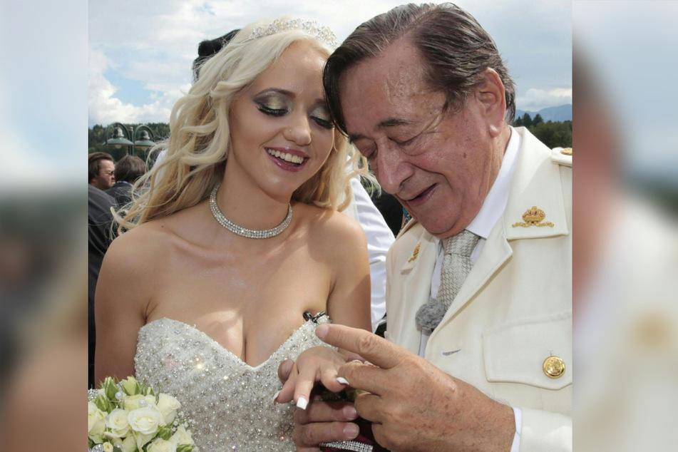 Cathy Lugner war zwei Jahre lang mit dem 57 Jahre älteren Baulöwen Richard Lugner verheiratet.