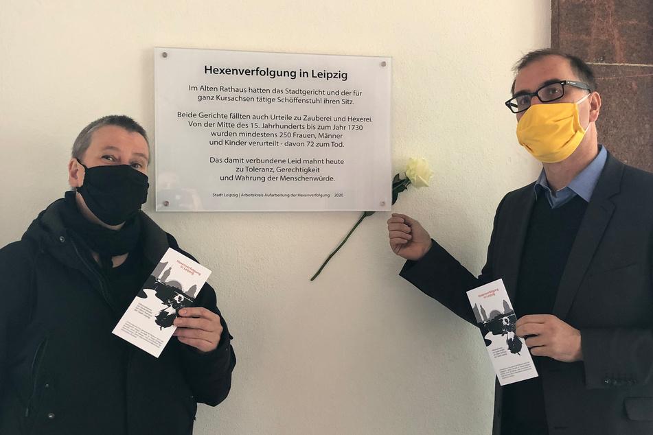 Frauen, Männer und Kinder in Leipzig verurteilt: Das dunkle Kapitel der Hexenverfolgung