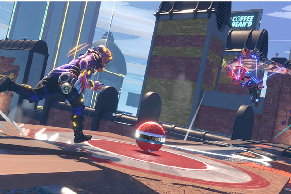 Wer den Ball hat, lenkt die Qual: Taktik und Timing sind grundlegende Elemente in dem Dodgeball-Spiel.