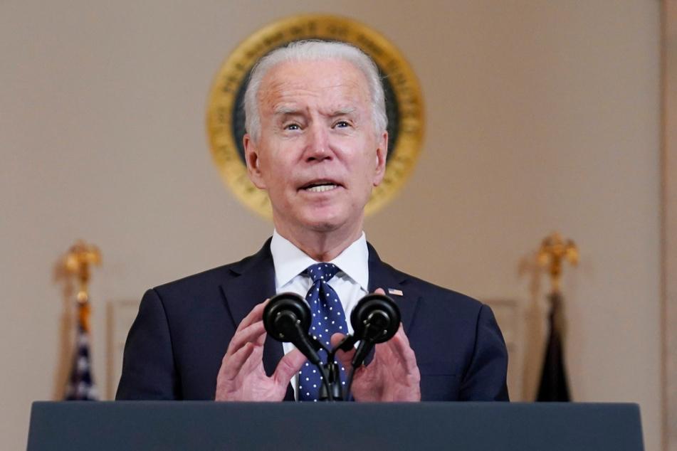 Nach rund 100 Tagen im Amt ist US-Präsident Joe Biden (78) beliebter als sein Vorgänger, Donald Trump (74).