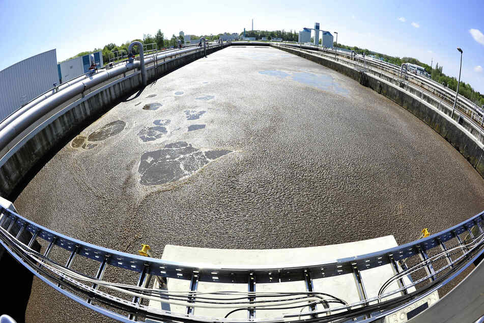 In der Kläranlage Heinersdorf wird das Abwasser von Chemnitz gereinigt. Die Kosten dafür steigen.