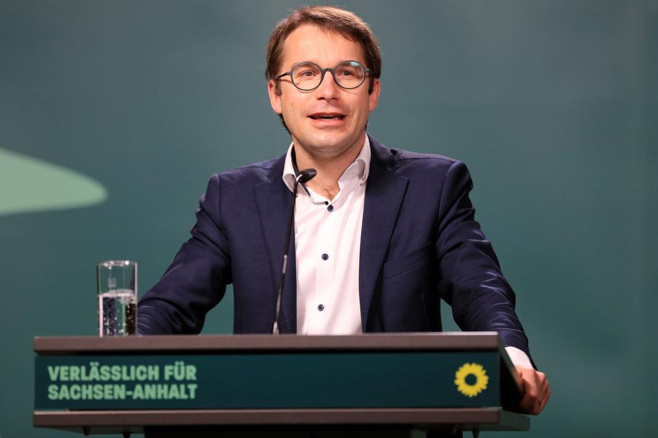 Der Landesvorsitzende der Grünen, Sebastian Striegel (40), erklärte am Montag, dass es keine Neuauflage der Kenia-Koalition geben wird.
