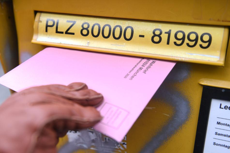 In Zeiten des Coronavirus war Briefwahl eine sichere Methode für die Abstimmung. (Archiv)