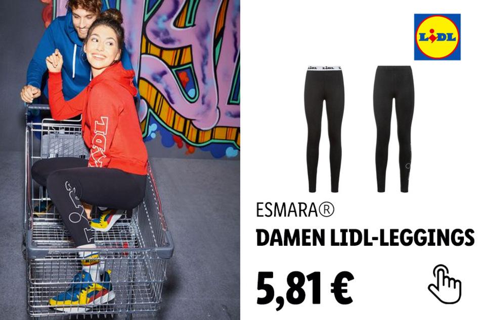 ESMARA® Damen Lidl-Leggings