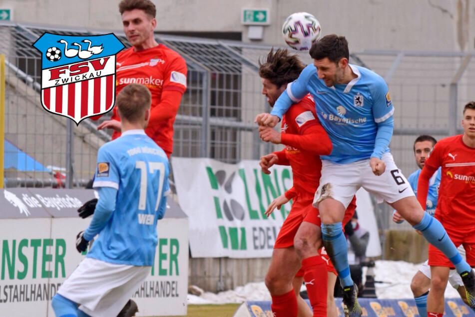 Schröter trifft schon wieder! FSV Zwickau feiert bei 1860 München dritten Sieg in Folge