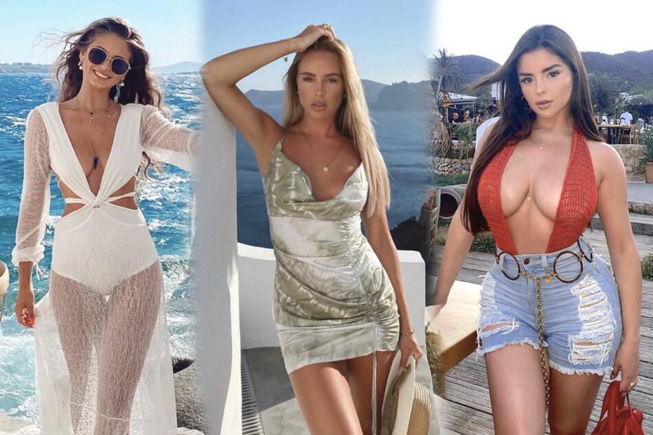 Bikinis, Meer und sexy Ausblicke: Promis senden heiße Urlaubs-Grüße auf Instagram