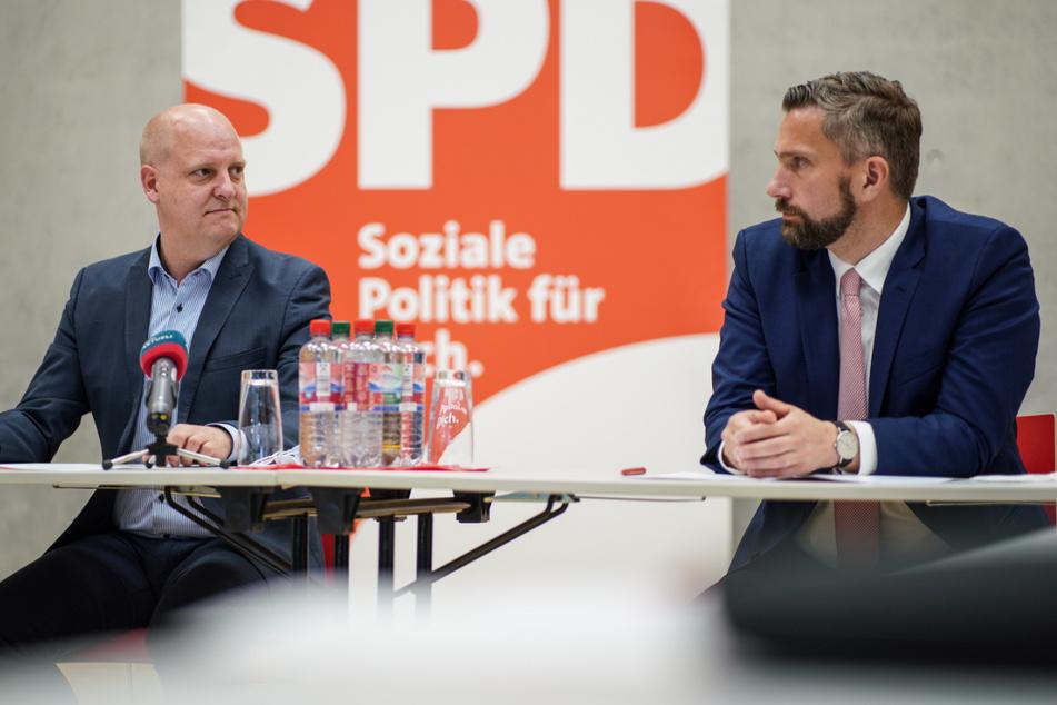 Machtkampf um die Nachfolge läuft: Was wird jetzt aus Martin Dulig?