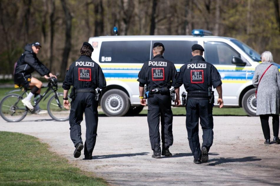 Coronavirus in Bayern: Steigende Zahlen und Polizeieinsätze