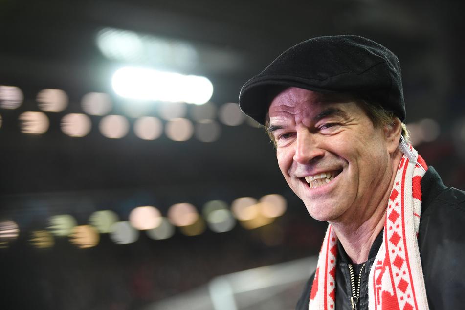 Sänger Campino ist seit vielen Jahren Fan des FC Liverpool und verfolgt die meisten Spiele.