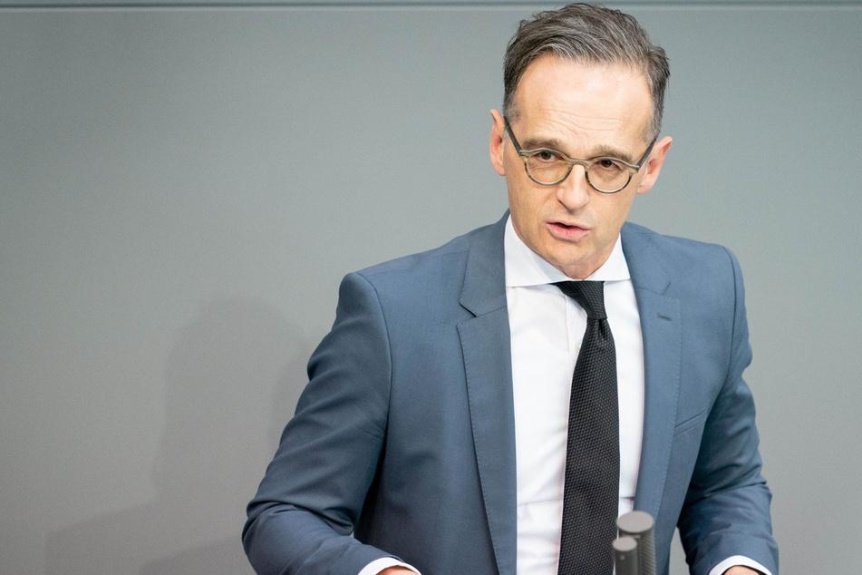 Bundesaußenminister Heiko Maas (53, SPD). (Archivbild)