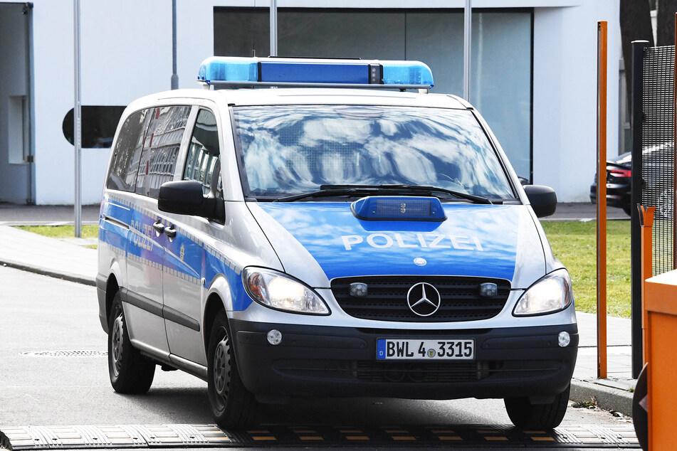 Polizisten nahmen den 22-jährigen Deutschen noch am Tatort fest. (Symbolbild)