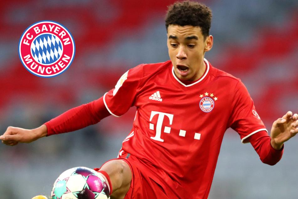 Ein eigenes Auto vom FC Bayern? Darauf kommt es Jamal Musiala an