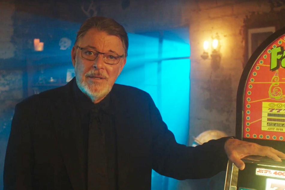 X-Factor ist wieder da: Jonathan Frakes (69) meldet sich mit vier neuen, unfassbaren Kurzfilmen zurück.