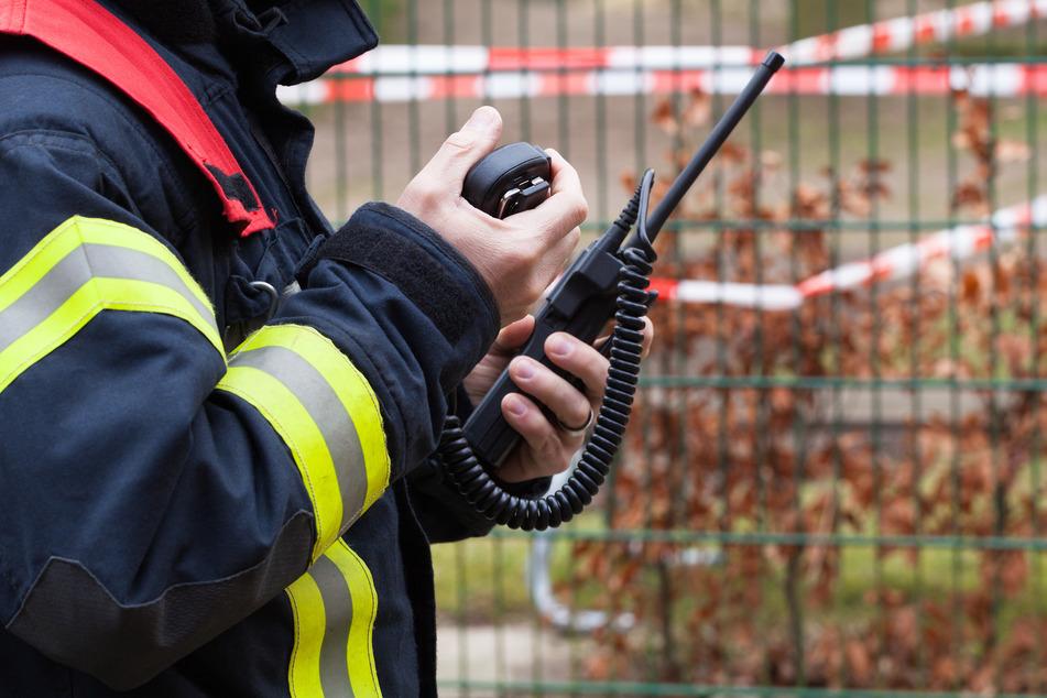 Post-Paket stinkt übel und zischt, Feuerwehr greift ein