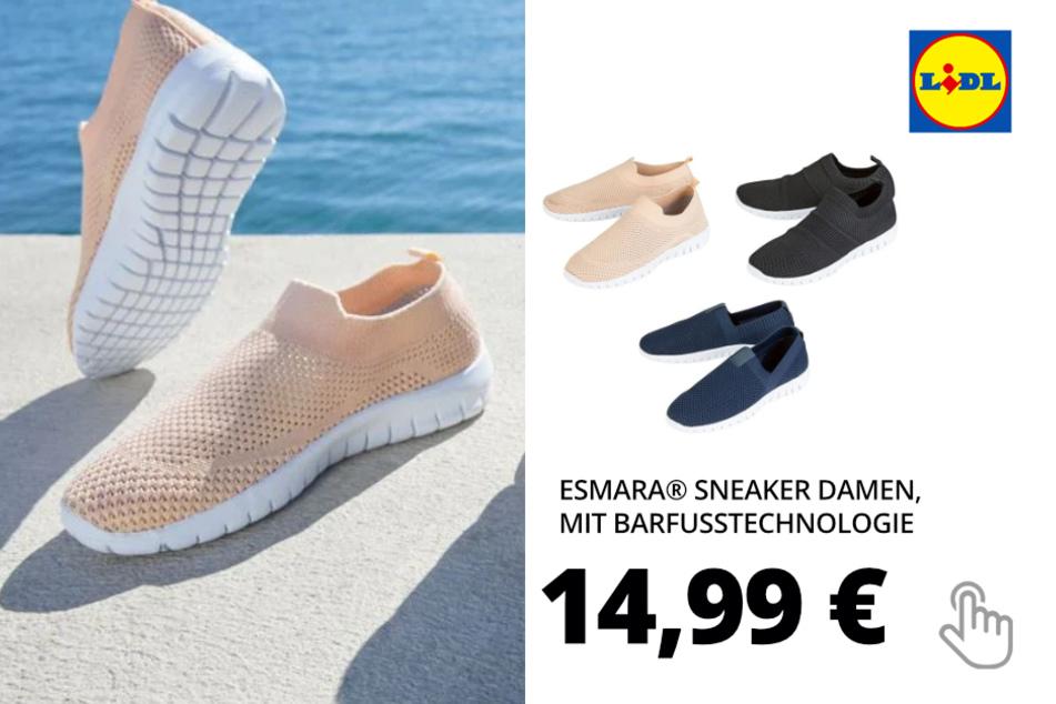 ESMARA® Sneaker Damen