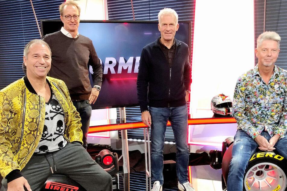 Rückkehr der Formel 1 ins Free-TV: RTL setzt auf Bewährtes