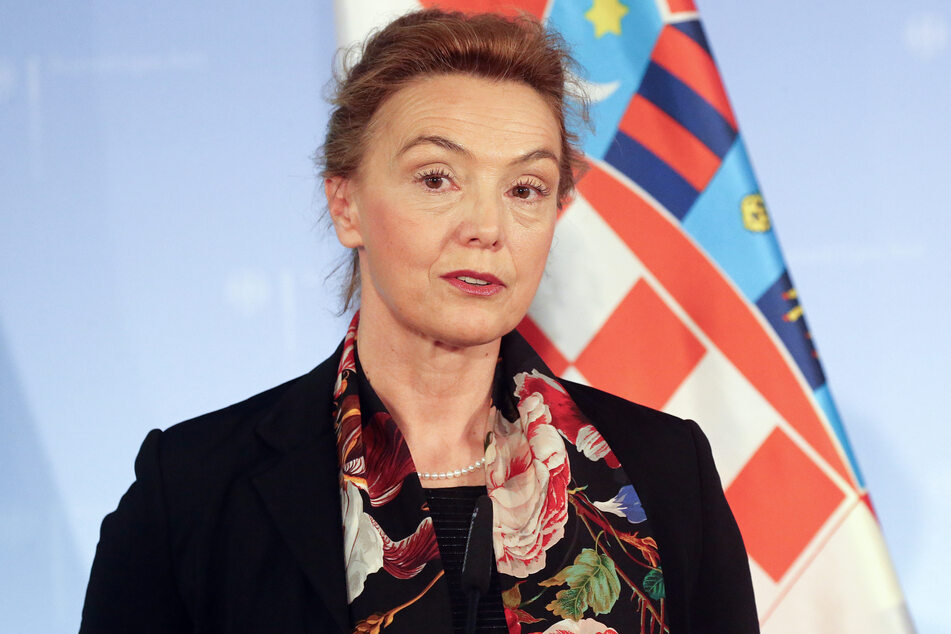Marija Pejcinovic-Buric ist die Generalsekretärin des Europarats.
