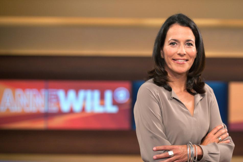 Die Moderatorin Anne Will (54) ist nach der letzten Ausgabe viel Kritik ausgesetzt.
