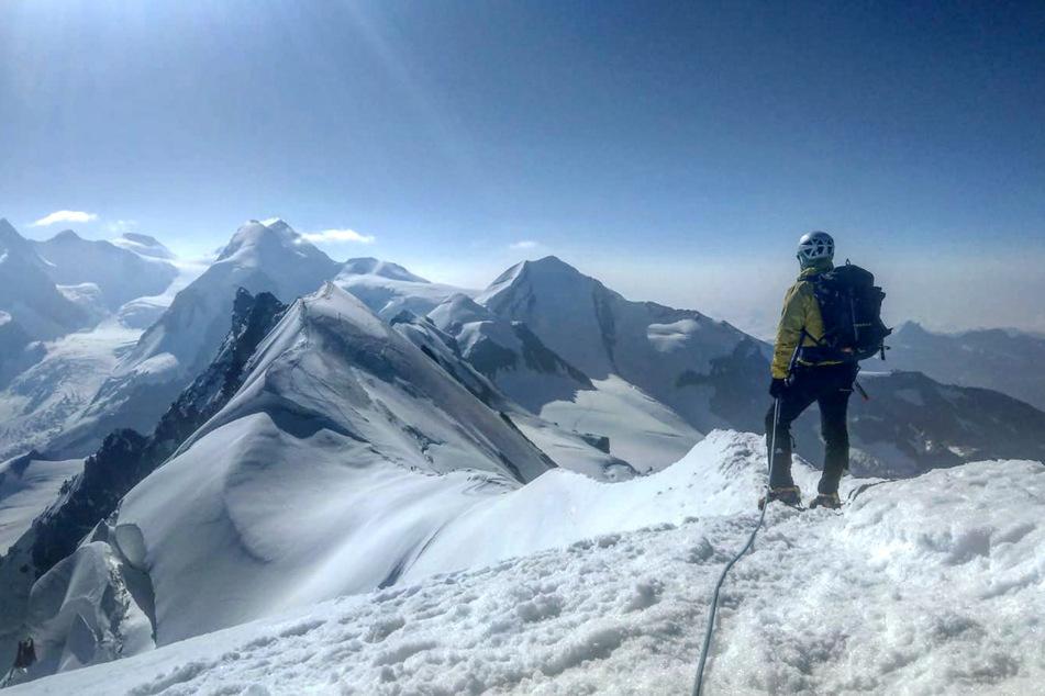 2020 bestieg Schulze zusammen mit seinen beiden Söhnen das Breithorn (4164 Meter) in den Alpen.