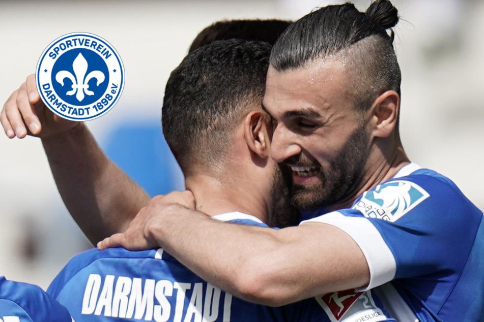 Tormaschine Dursun! Lilien-Stürmer wird bei Kantersieg gegen Heidenheim zum Liga-Topscorer