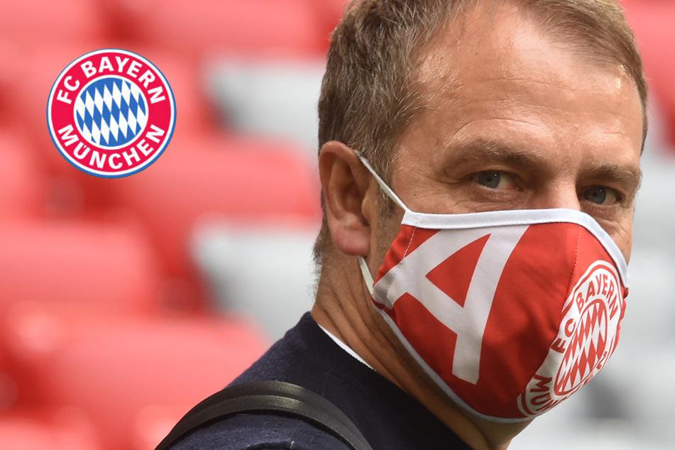 Bayern-Trainer Flick: Keine Erlaubnis für Besuch bei Kindern und Enkeln