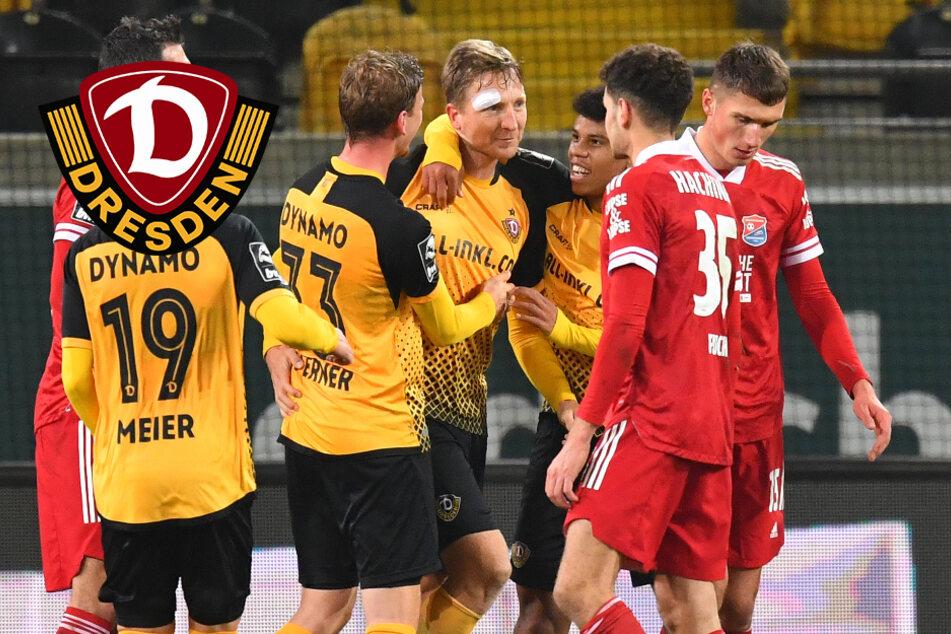 Dritter Dynamo-Sieg in Folge: Marco Hartmann trifft erneut