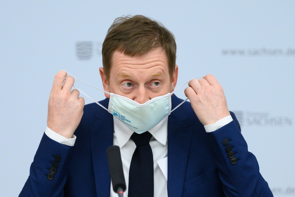 Sachsens Regierungschef Michael Kretschmer (45, CDU) kann die Sorgen der Bürger in der Pandemie nachvollziehen, strenge Corona-Politik sei aber trotzdem notwendig.