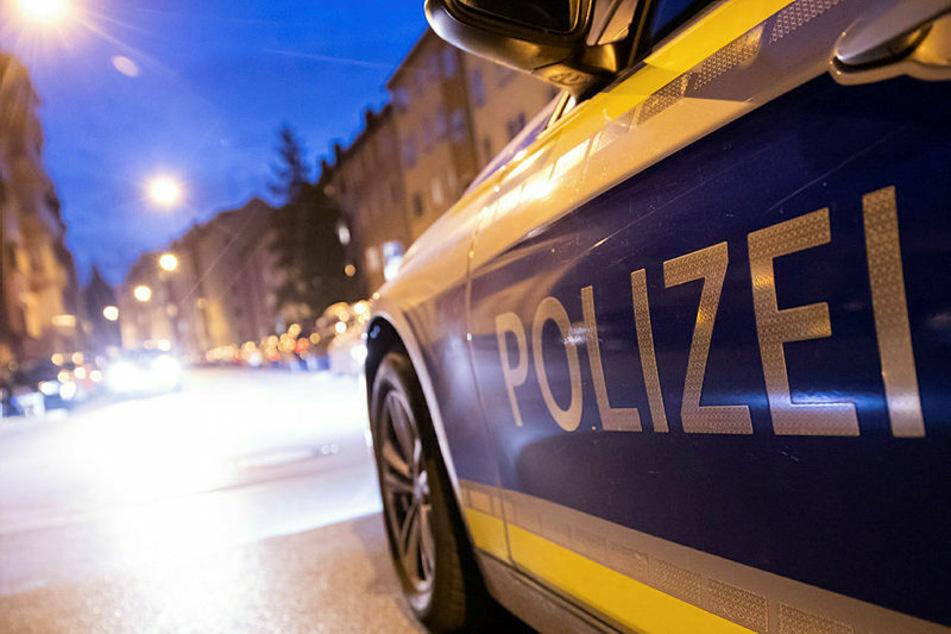 Die Polizisten verfolgten den Mann durch Halle. (Symbolbild)