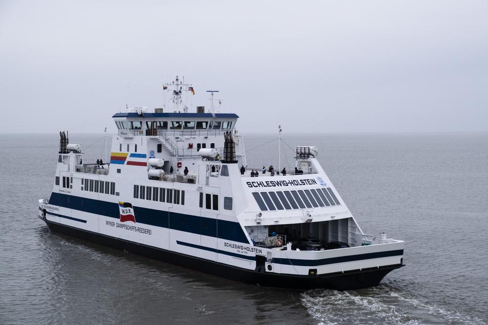 Ab Montag ist Sylt auch wieder per Fähre über Dänemark zu erreichen. (Symbolbild)