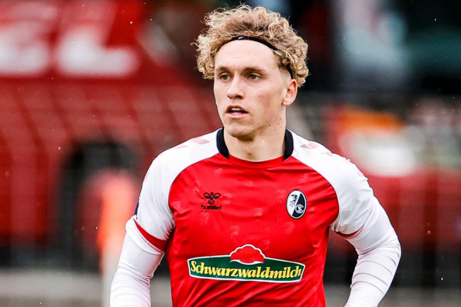 Die SG Dynamo Dresden hat am Mittwochnachmittag Luca Herrmann (22) vom SC Freiburg II verpflichtet.