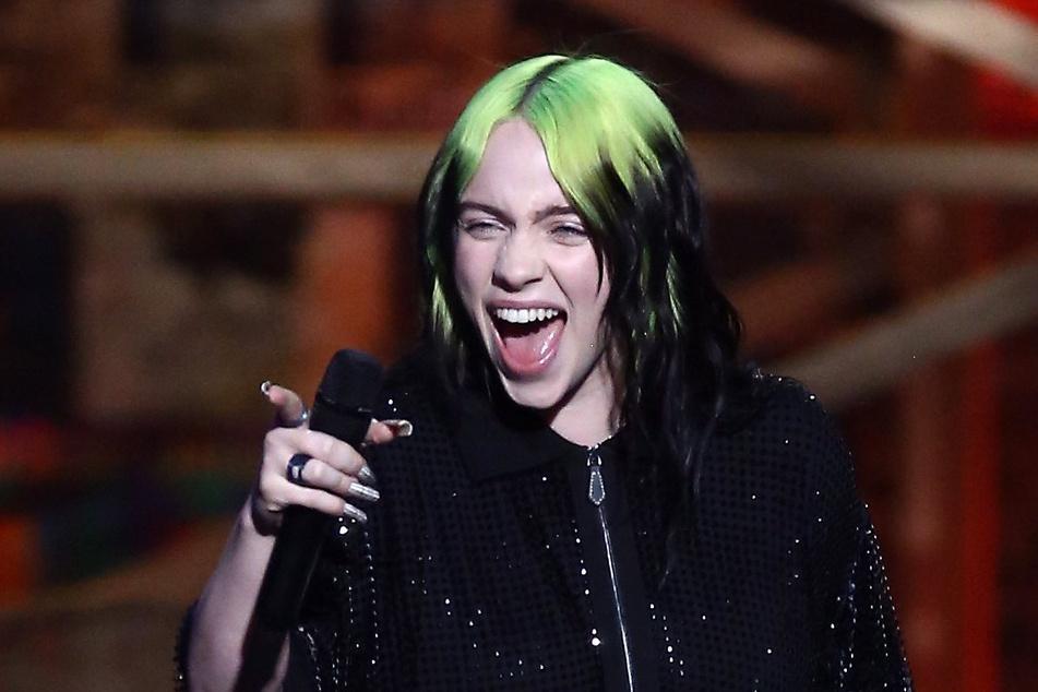 Billie Eilish (19) kann über die Reaktion einiger Fans nur lachen.