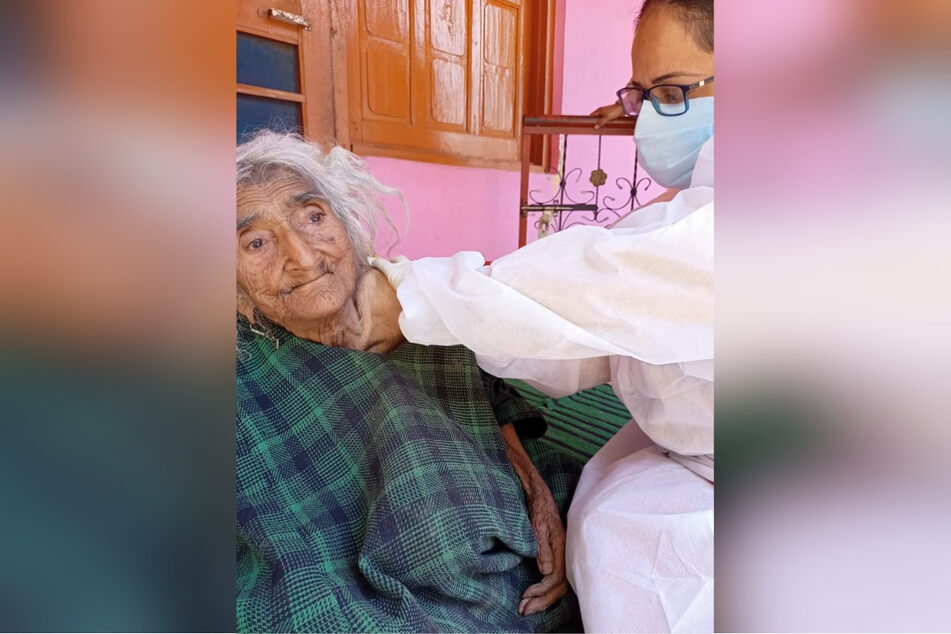 If Rehtee Begum's age is true, she would be the oldest woman in the world.