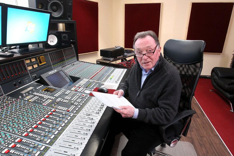 Regisseur und Intendant Peter Sodann (84) verleiht einem Hörbuch über Karl May seine Stimme.