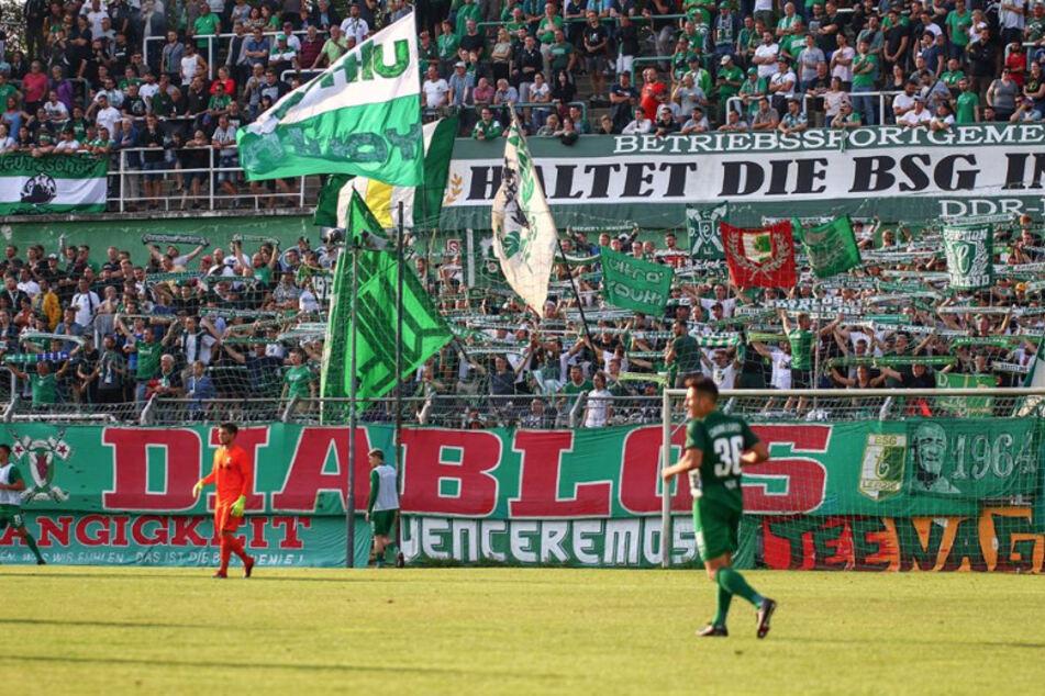 Mit einer Demonstration wollen die Fußballfans ein Zeichen für die Fankultur setzen.