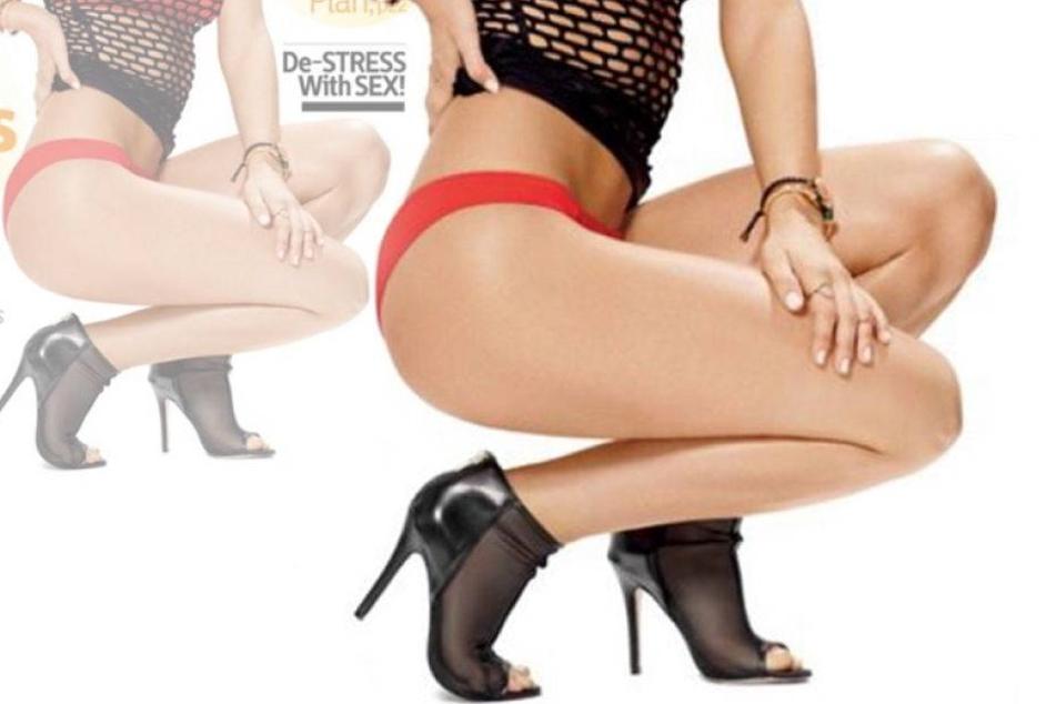 Das sind die heißesten Beine der Welt