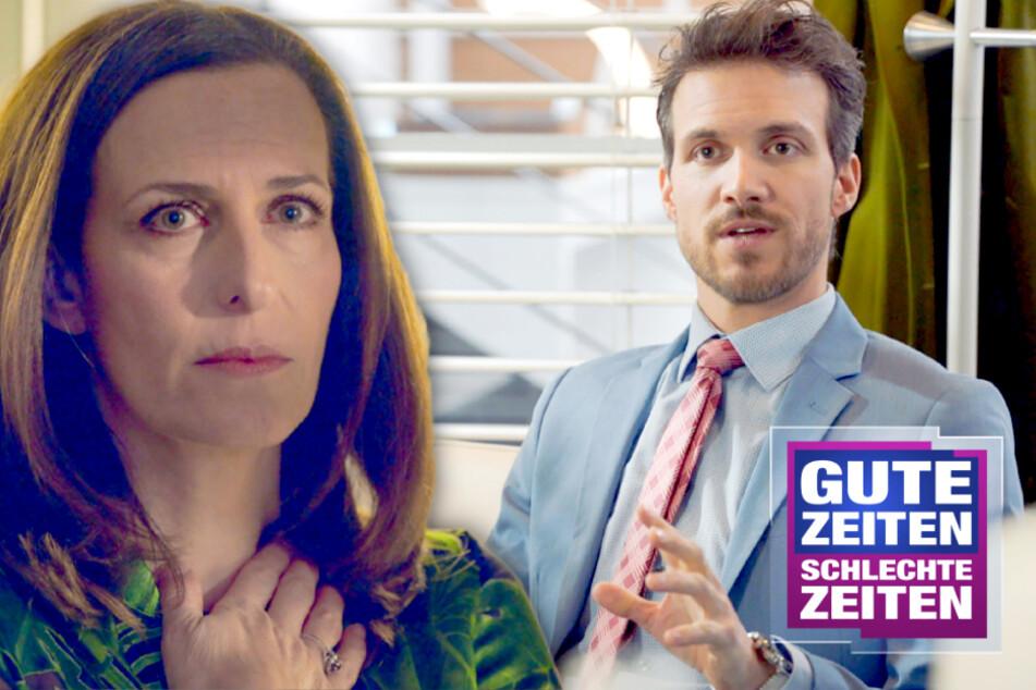"""GZSZ: Felix kommt hinter Katrins dunkles Geheimnis: """"Ich weiß, was du getan hast!"""""""