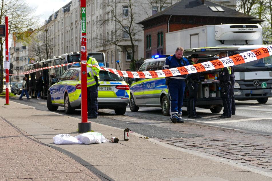 Schwerer Unfall in Hamburg: Fußgänger von Bus erfasst